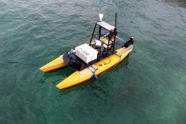 IPB uji coba Drone Permukaan Laut di Kepulauan Riau