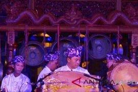 Sanggar Ading Bastari Barikin kenalkan gamelan Banjar diajang Internasional