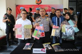 Pelaku pencurian dengan kekerasan Tol Jagorawi ditangkap