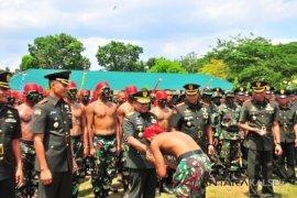 Pangdam VI/Mulawarman lantik 292 prajurit berpangkat Prada