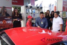 Pertamina-Mandiri genjot transaksi nontunai di Bali
