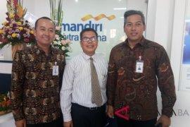 Bank Mandiri perluas realisasi kredit UMKM di Bali