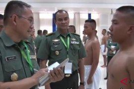 Fauzan Noor lulus mengikuti pendidikan Secaba Unggulan TNI AD