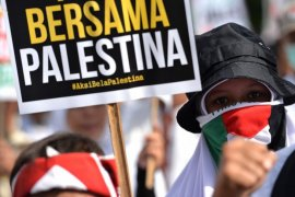 Tantangan makin berat, Indonesia tetap setia dukung Palestina