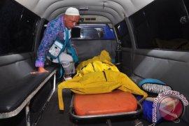 Seorang haji asal Kalimantan meninggal dalam perjalanan pulang