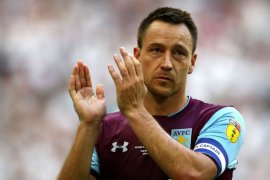 Terry tolak tawaran pindah ke Spartak Moscow