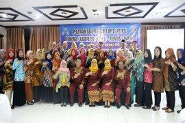 Lampung Gencarkan Pencegahan Kekerasan Terhadap Perempuan dan Anak