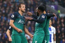 Harry Kane sudahi paceklik gol, Tottenham kembali ke jalur kemenangan