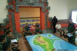 Kodam IX/Udayana latihan bersama penanggulangan bencana