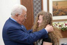 Ratusan orang berpawai di London untuk dukung  Palestina