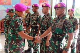 12 Bintara Remaja Perkuat Brigif 2 Marinir