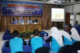 "Lampung Kampanyekan ""Stop Perkawinan Anak"" Di Bawah Umur"
