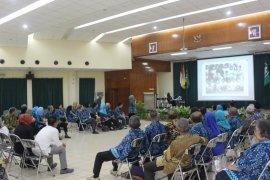 Lepas rindu, angkatan 1 Faperta IPB gelar Reuni 55 Tahun Angkatan Pas