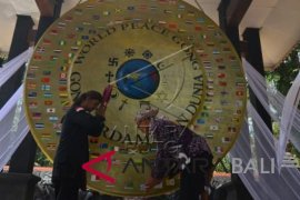 Ritual Gong Perdamaian Dunia