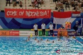 Tim polo air putra Indonesia harus puas di peringkat delapan