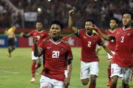Timnas Indonesia versus India adu pemain cepat