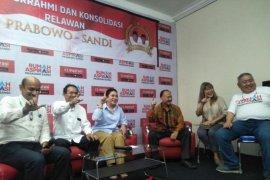 Titiek : Indonesia akan berjaya di tangan Prabowo-Sandiaga