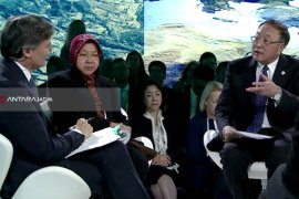 Risma Urges Countries To Collaborate to Overcome Climate Change