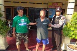Polisi Ponorogo Amankan Tersangka Penganiaya Tewaskan Korban