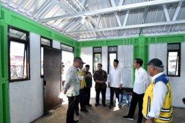 Presiden serahkan bantuan korban terdampak gempa NTB