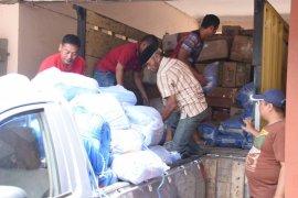 Pemkot Kediri Terus Distribusikan Bantuan untuk Korban Gempa di Lombok