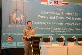 Seminar Internasional Keluarga dan Konsumen di IPB: 84,1 persen anak Indonesia pernah alami kekerasan