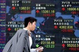 Saham Tokyo Selasa pagi dibuka datar, kenaikan teknologi diimbangi penguatan yen