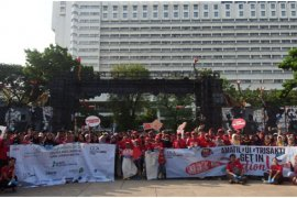 "Coca-Cola Amatil Indonesia dukung ""Clean Up Jakarta & Bali Day 2018"""