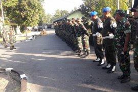 Danrem 133/Nani Wartabone Pimpin Apel Bantuan Gempa Palu-Donggala