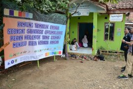 Benteng Desa Wisata Cassava , ikon baru Wisata pendidikan pertanian di Kabupaten Bogor