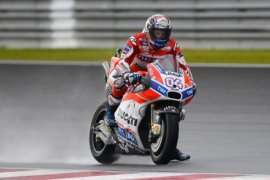 Vinales raih 'Pole Position' pertama MotoGP 2019