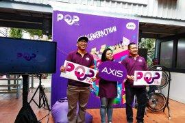 """""""AXIS Pop-Up Station"""" dukung anak muda di Medan"""