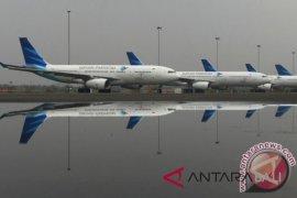 Garuda siapkan 110 penerbangan tambahan untuk libur Natal