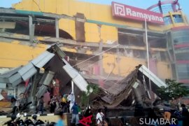 Ratusan narapidana hilang pasca gempa