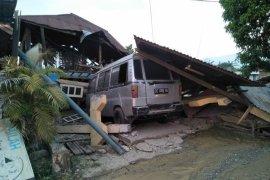 GMNI Gorontalo Galang Dana Untuk Gempa Sulteng