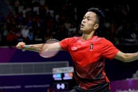 Ginting Siap Hadang Lin Dan di Indonesia Masters