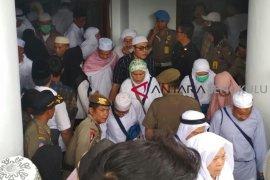 1.548 haji Bengkulu tiba di Tanah Air