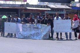 "Peringati Hari Tani, IBEMPI Jatim Demo ""Darurat Kedaulatan Pangan"" di Jember (Video)"