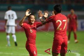 Indonesia taklukkan Mauritius 1-0