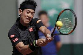 Singkirkan petenis tuan rumah, Nishikori ke semifinal Barcelona Open