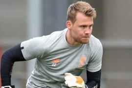 Liverpool rekrut Adrian gantikan posisi  Mignolet