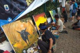 20 Seniman Lukis Ramaikan Festival Seni Multatuli