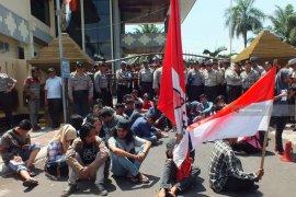 GMNI Jember Demo Desak Pemkab Jember Wujudkan Daulat Agraria (Video)