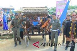 Bupati Bangka Barat ajak lestarikan pesta adat Kacung