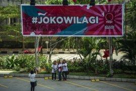 Projo Lebak Optimistis Jokowi Dua Periode