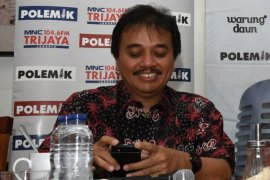 Roy Suryo mengaku telah memaafkan penggugat sengketa barang negara
