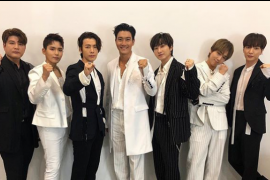 Super Junior unggah foto jelang manggung di Asian Games 2018