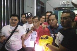 Polresta Jambi amankan warga Malaysia pembawa sabu