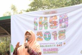 Wirianingsih: Hijab tak menghalangi prestasi