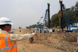 Pembangunan Tol Serang-Panimbang Mulai  Dikerjakan
